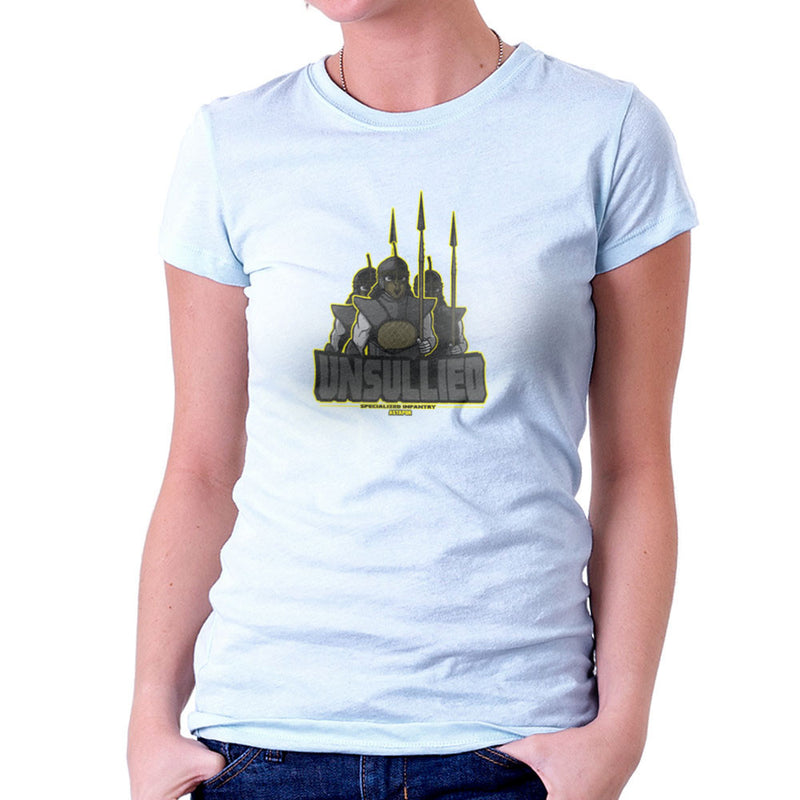 Unsullied Specialised Infantry Astapor Game of Thrones Women's T-Shirt Women's T-Shirt Cloud City 7 - 11