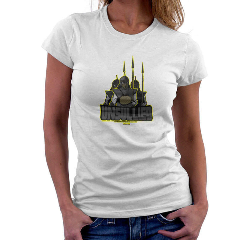 Unsullied Specialised Infantry Astapor Game of Thrones Women's T-Shirt Women's T-Shirt Cloud City 7 - 6