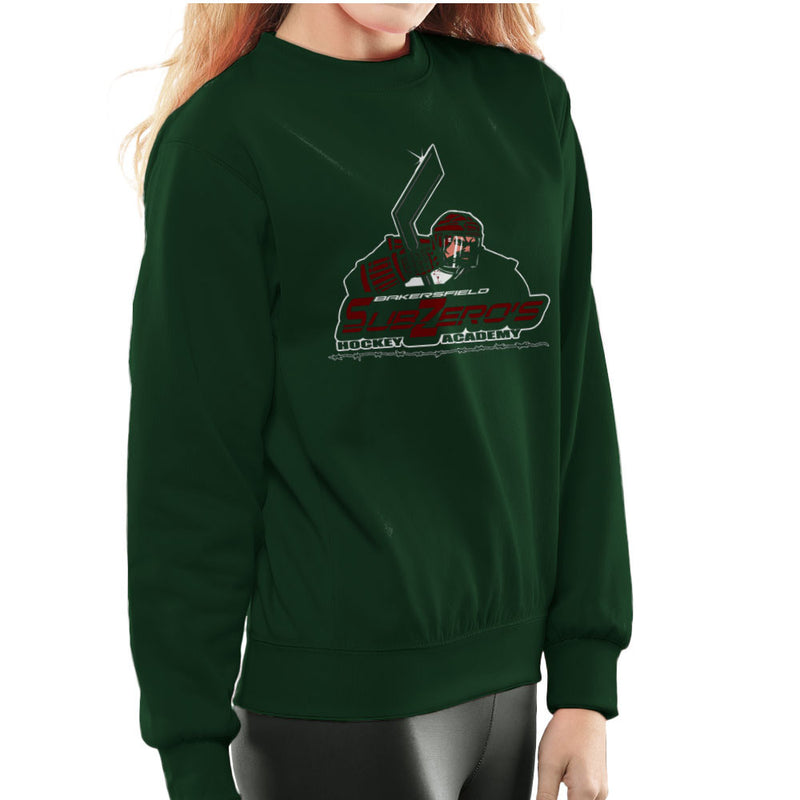 Sub Zero Hockey Academy Running Man Women's Sweatshirt by AndreusD - Cloud City 7
