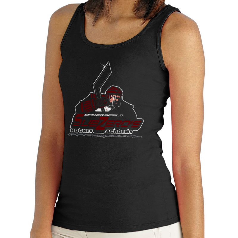 Sub Zero Hockey Academy Running Man Women's Vest Women's Vest Cloud City 7 - 2