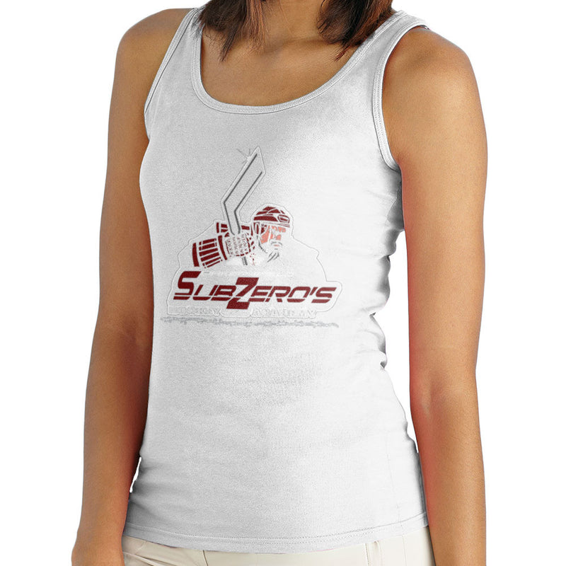 Sub Zero Hockey Academy Running Man Women's Vest Women's Vest Cloud City 7 - 5