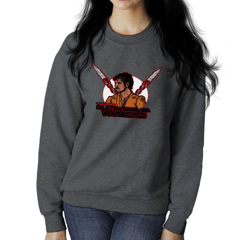 The Dorne Vipers Prince Oberyn Martell Red Viper Game of Thrones Women's Sweatshirt by AndreusD - Cloud City 7