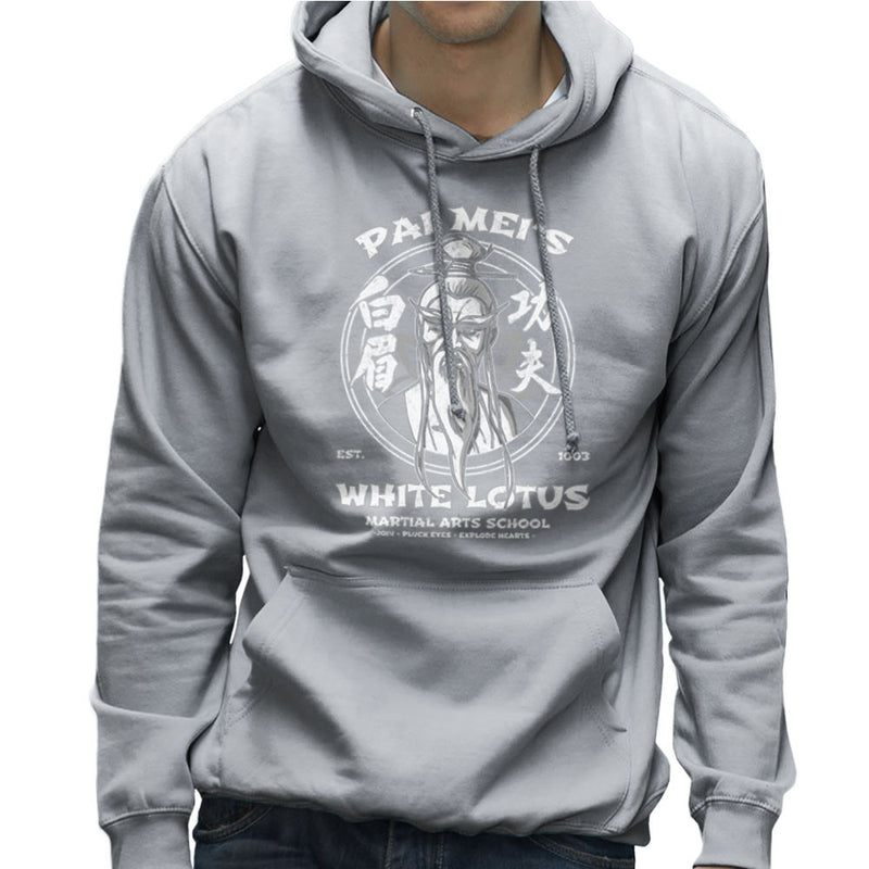 Pai Meis White Lotus Kill Bill Men's Hooded Sweatshirt by AndreusD - Cloud City 7