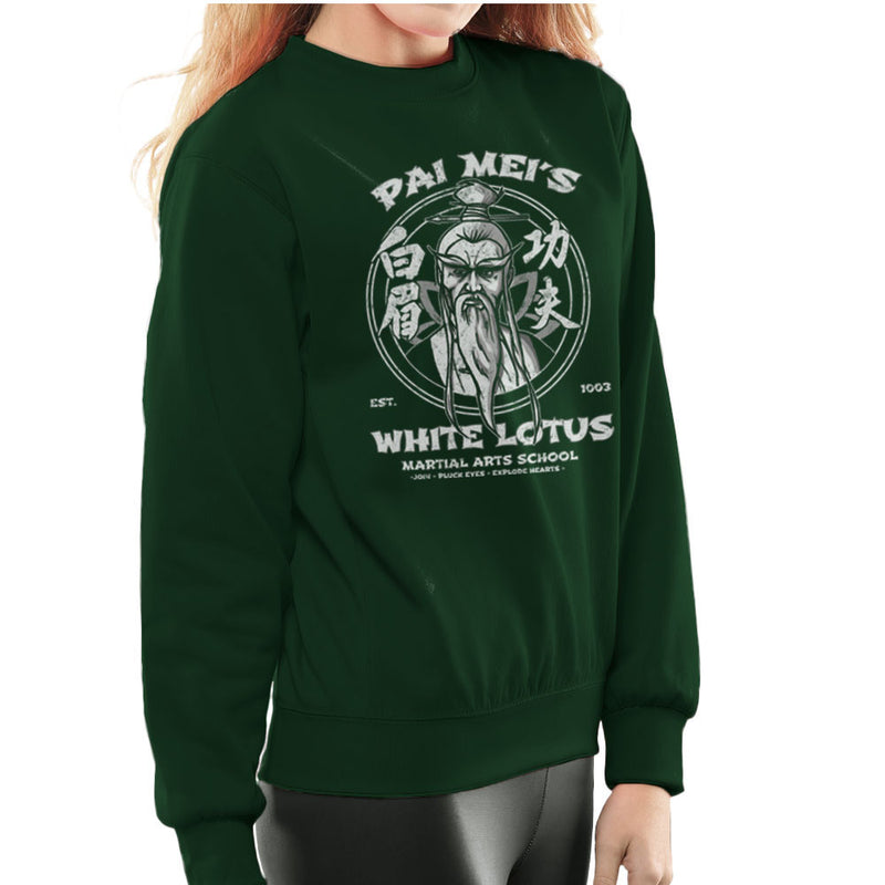 Pai Meis White Lotus Kill Bill Women's Sweatshirt Women's Sweatshirt Cloud City 7 - 13