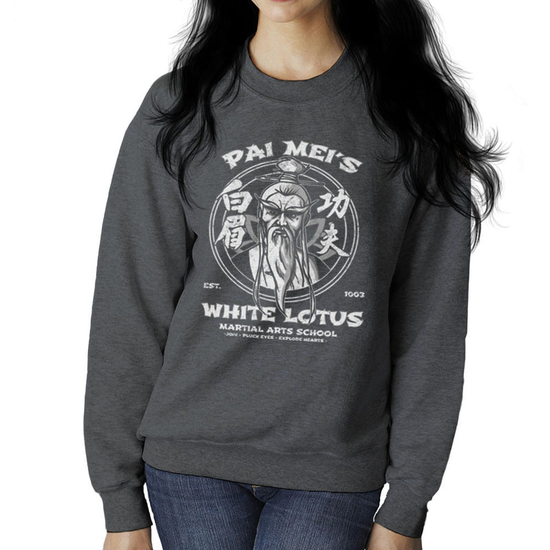 Pai Meis White Lotus Kill Bill Women's Sweatshirt Women's Sweatshirt Cloud City 7 - 4