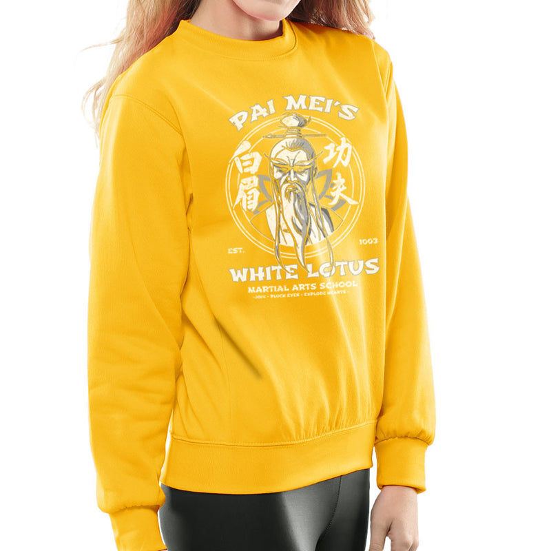 Pai Meis White Lotus Kill Bill Women's Sweatshirt Women's Sweatshirt Cloud City 7 - 18