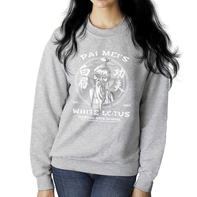 Pai Meis White Lotus Kill Bill Women's Sweatshirt Women's Sweatshirt Cloud City 7 - 5