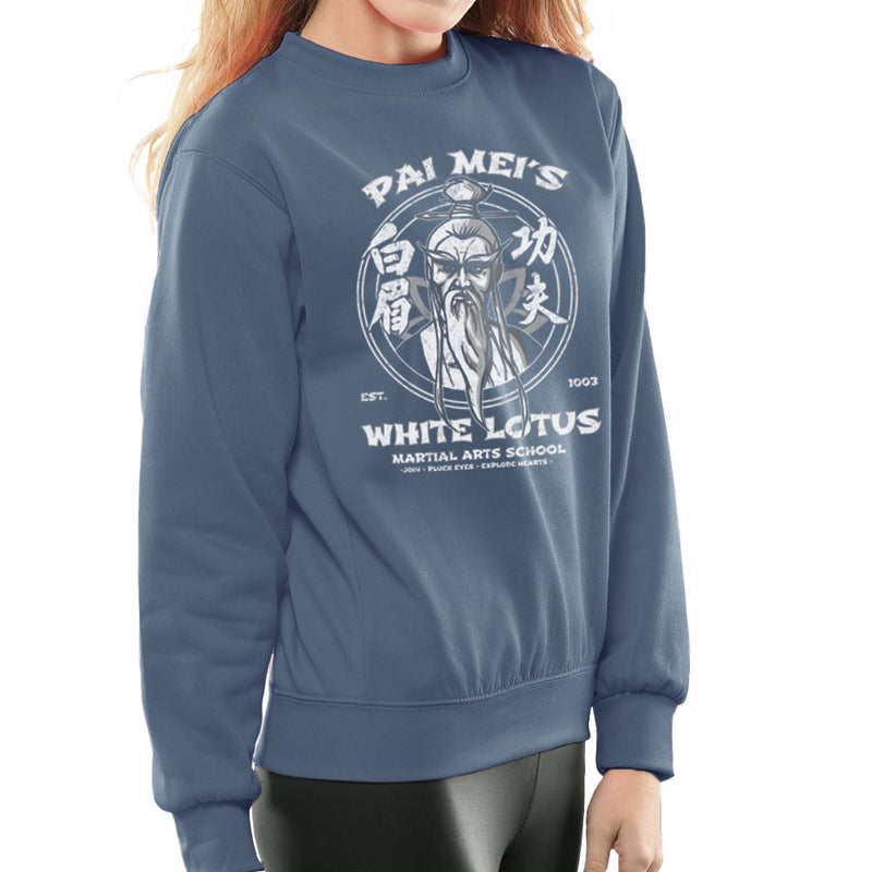 Pai Meis White Lotus Kill Bill Women's Sweatshirt Women's Sweatshirt Cloud City 7 - 9