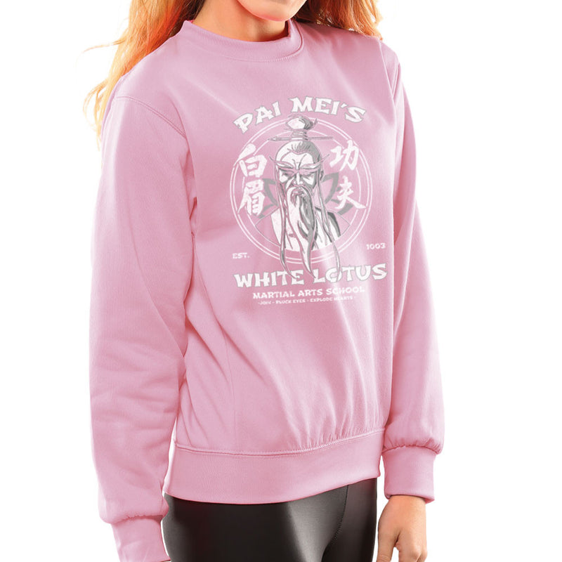 Pai Meis White Lotus Kill Bill Women's Sweatshirt Women's Sweatshirt Cloud City 7 - 21