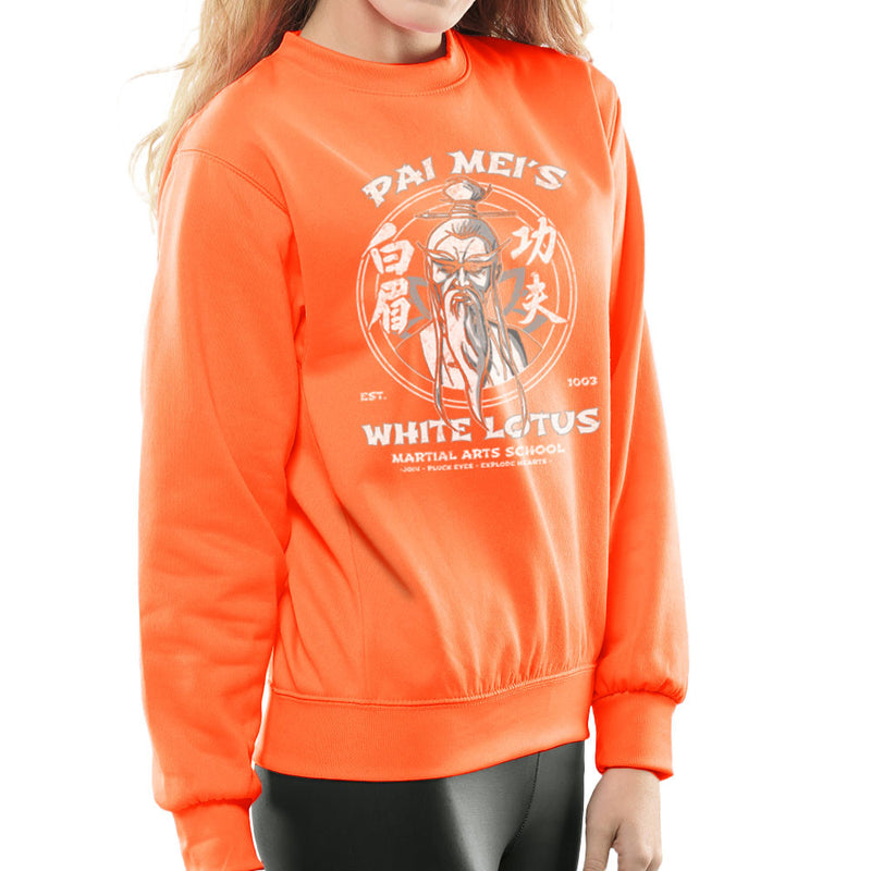 Pai Meis White Lotus Kill Bill Women's Sweatshirt Women's Sweatshirt Cloud City 7 - 17