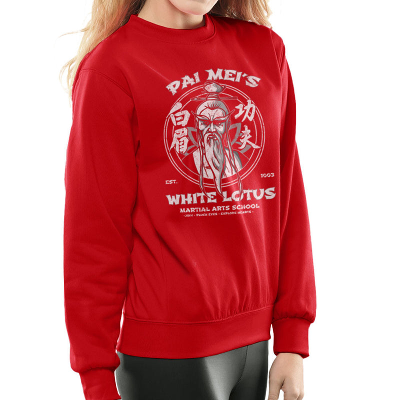 Pai Meis White Lotus Kill Bill Women's Sweatshirt Women's Sweatshirt Cloud City 7 - 16