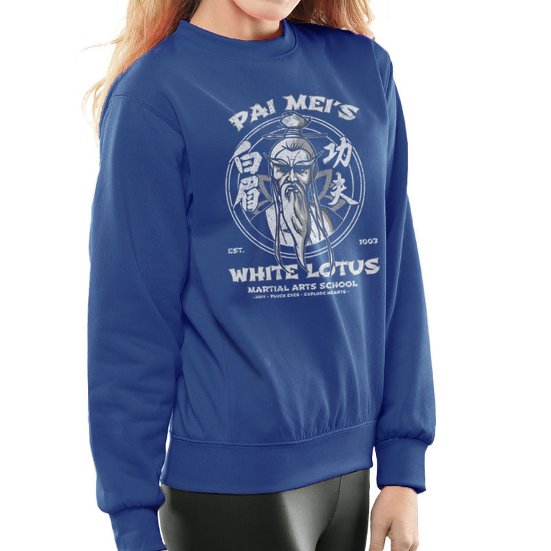 Pai Meis White Lotus Kill Bill Women's Sweatshirt Women's Sweatshirt Cloud City 7 - 8