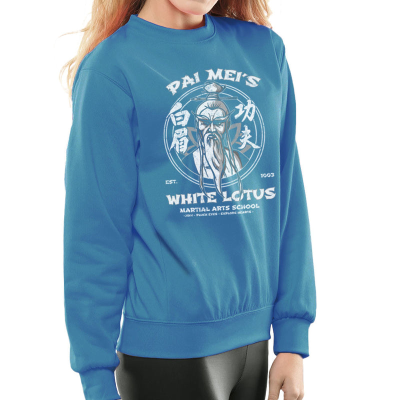 Pai Meis White Lotus Kill Bill Women's Sweatshirt Women's Sweatshirt Cloud City 7 - 10