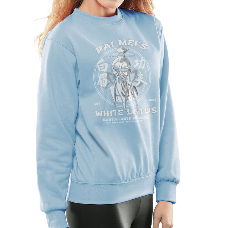 Pai Meis White Lotus Kill Bill Women's Sweatshirt Women's Sweatshirt Cloud City 7 - 11