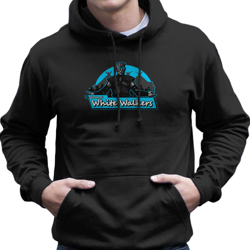 Westeros White Walkers Game of Thrones Men's Hooded Sweatshirt by AndreusD - Cloud City 7