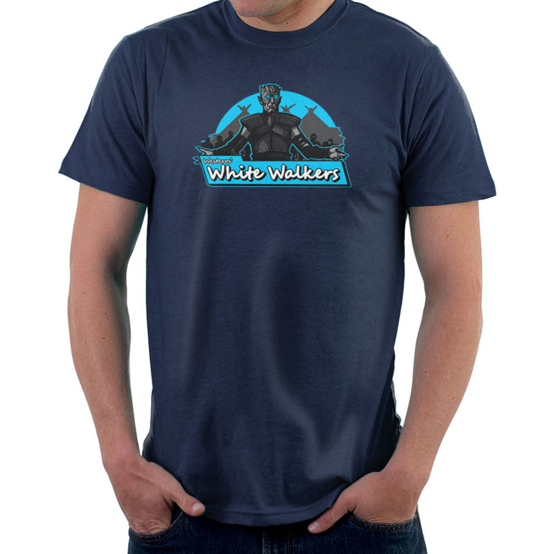 Westeros White Walkers Game of Thrones Men's T-Shirt by AndreusD - Cloud City 7