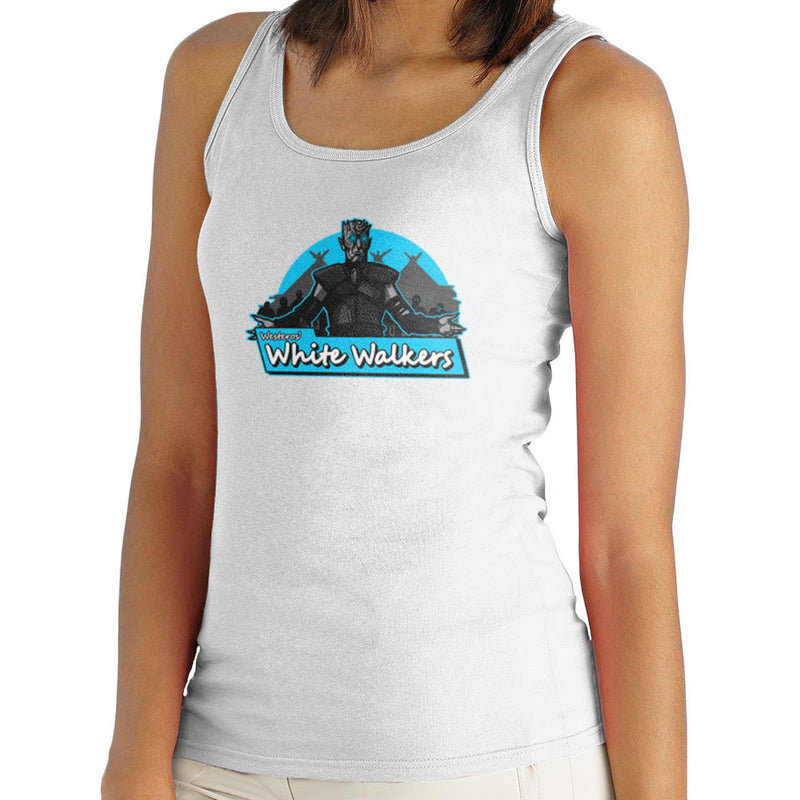 Westeros White Walkers Game of Thrones Women's Vest by AndreusD - Cloud City 7