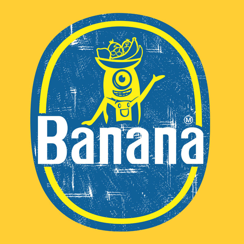 BANANAAAAAAA Minions Banana Sticker Stuart Women's T-Shirt by Kempo24 - Cloud City 7