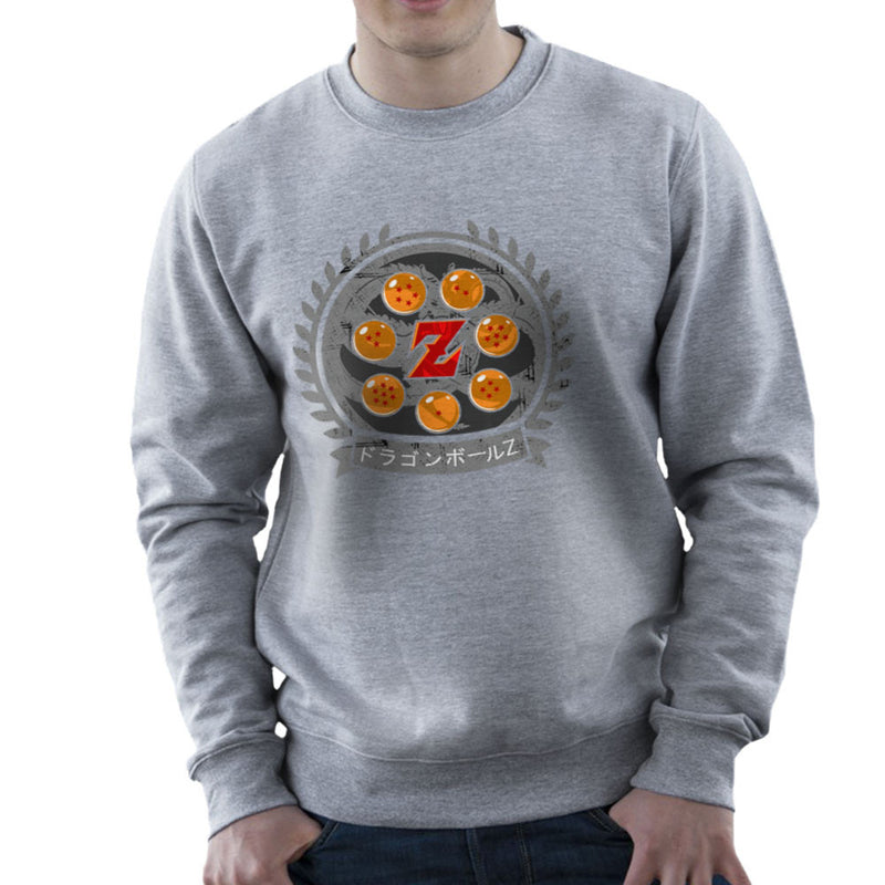 Medallion Dragonball Z Men's Sweatshirt Men's Sweatshirt Cloud City 7 - 5
