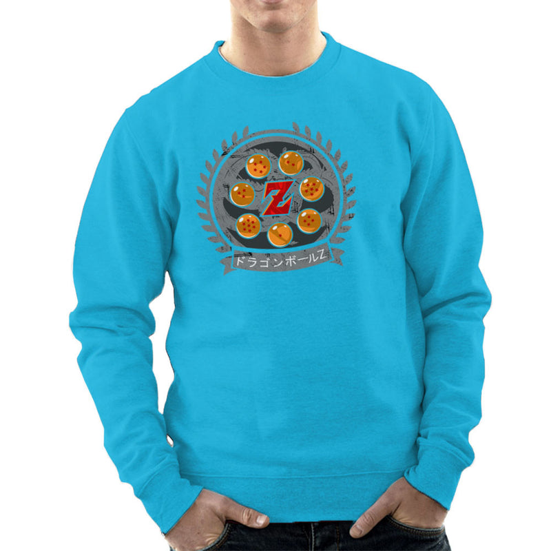 Medallion Dragonball Z Men's Sweatshirt Men's Sweatshirt Cloud City 7 - 10