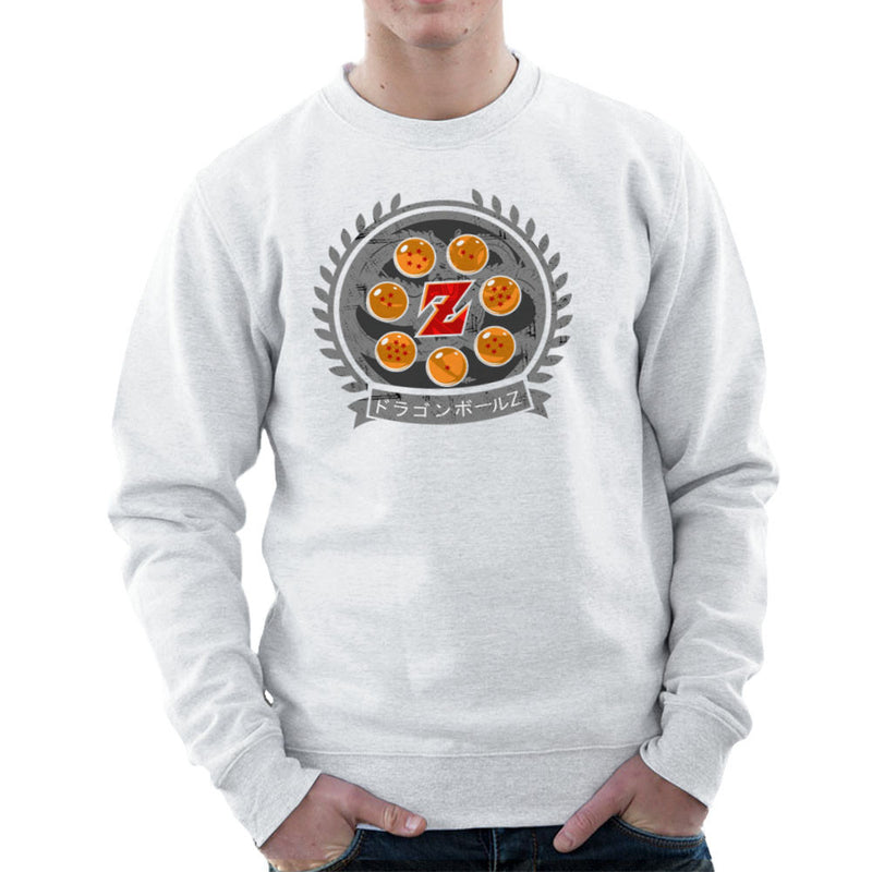 Medallion Dragonball Z Men's Sweatshirt Men's Sweatshirt Cloud City 7 - 6