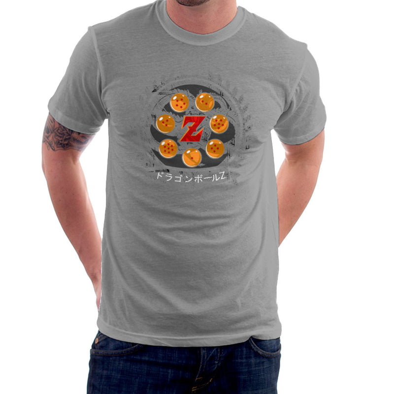 Medallion Dragon Ball Z Men's T-Shirt by Kempo24 - Cloud City 7