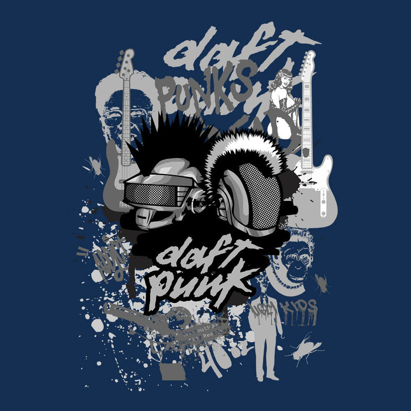 Daft Punk the Youth are Getting Restless Men's Vest by Goodmorningnight - Cloud City 7