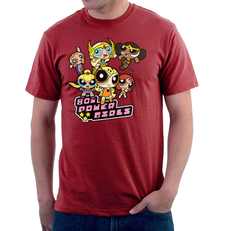 Eighties Power Girls Powerpuff Men's T-Shirt by TopNotchy - Cloud City 7