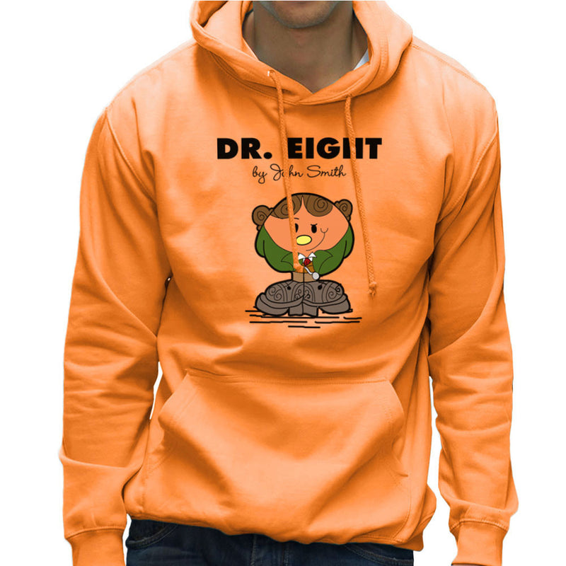 Dr Eight Doctor Who Paul McGann Mr Men Men's Hooded Sweatshirt by TopNotchy - Cloud City 7