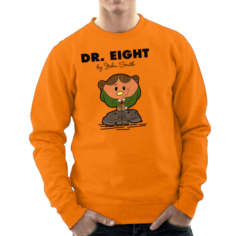 Dr Eight Doctor Who Paul McGann Mr Men Men's Sweatshirt by TopNotchy - Cloud City 7