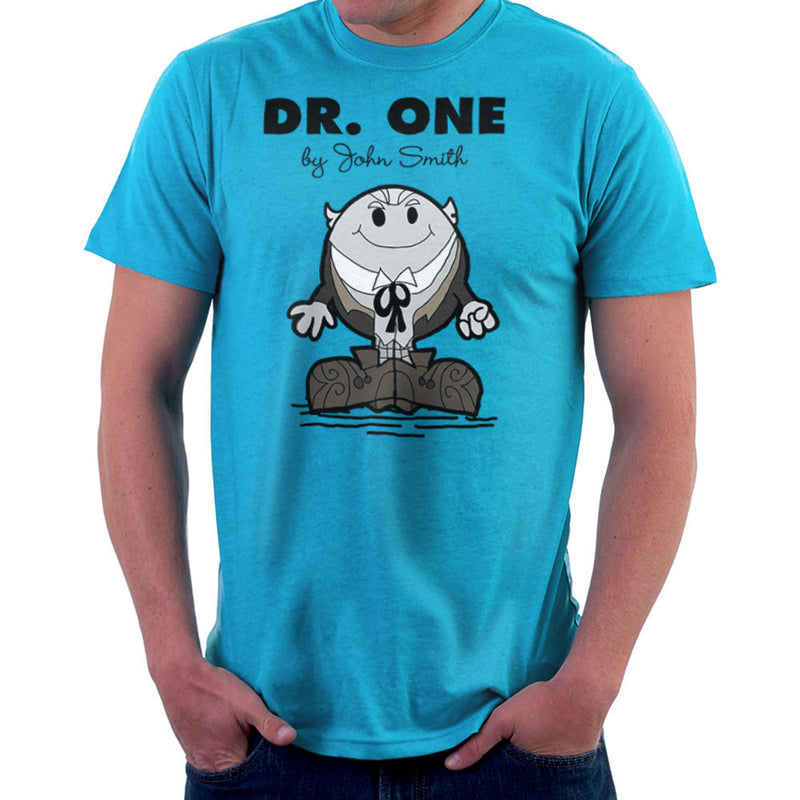 Dr One Doctor Who William Hartnell Mr Men by TopNotchy - Cloud City 7