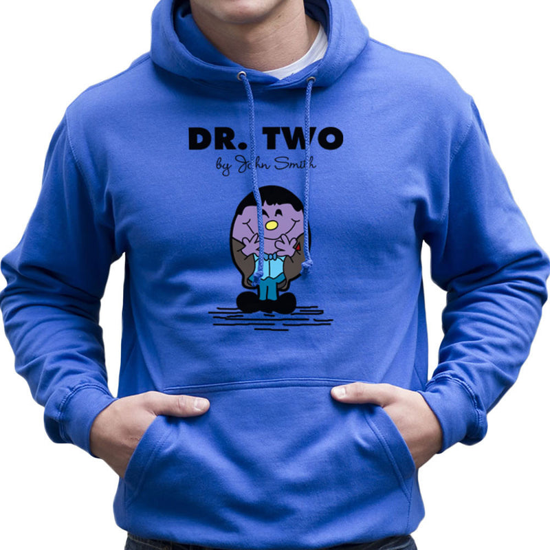 Dr Two Doctor Who Patrick Troughton Men's Hooded Sweatshirt by TopNotchy - Cloud City 7