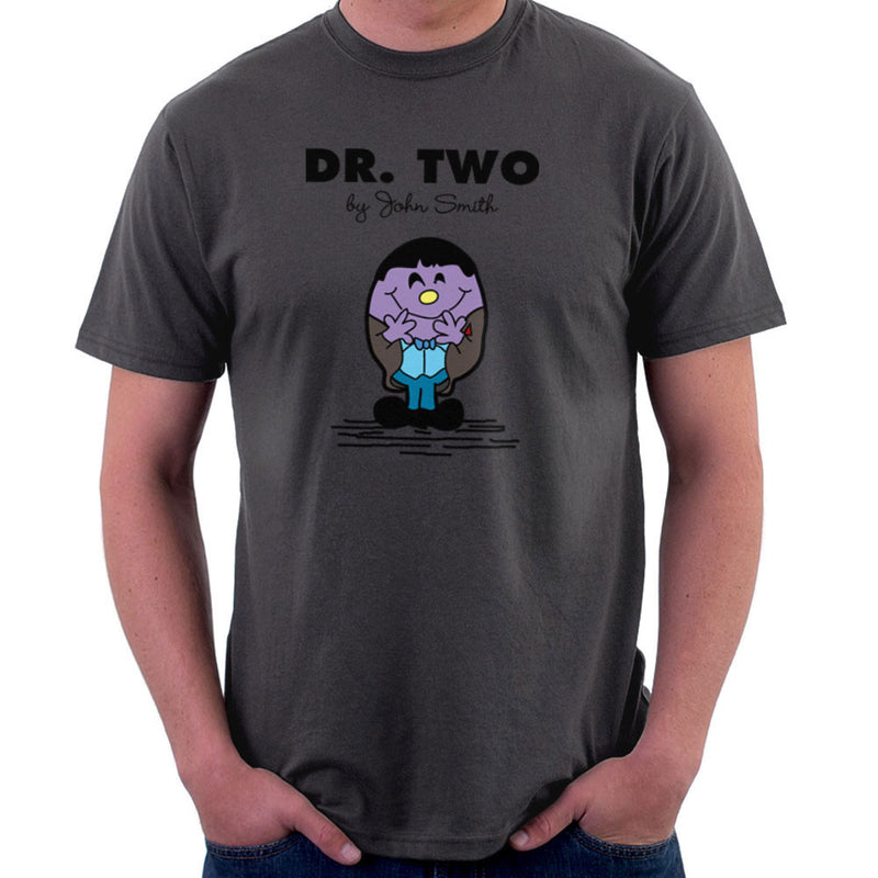 Dr Two Doctor Who Patrick Troughton Men's T-Shirt by TopNotchy - Cloud City 7