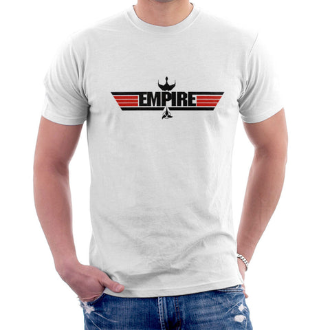 Empire Top Gun Logo IKS Korga Star Trek Klingon