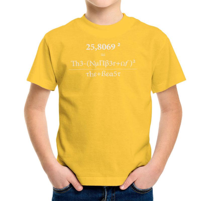 666 The Number of the Beast Kid's T-Shirt by DarkChoocoolat - Cloud City 7