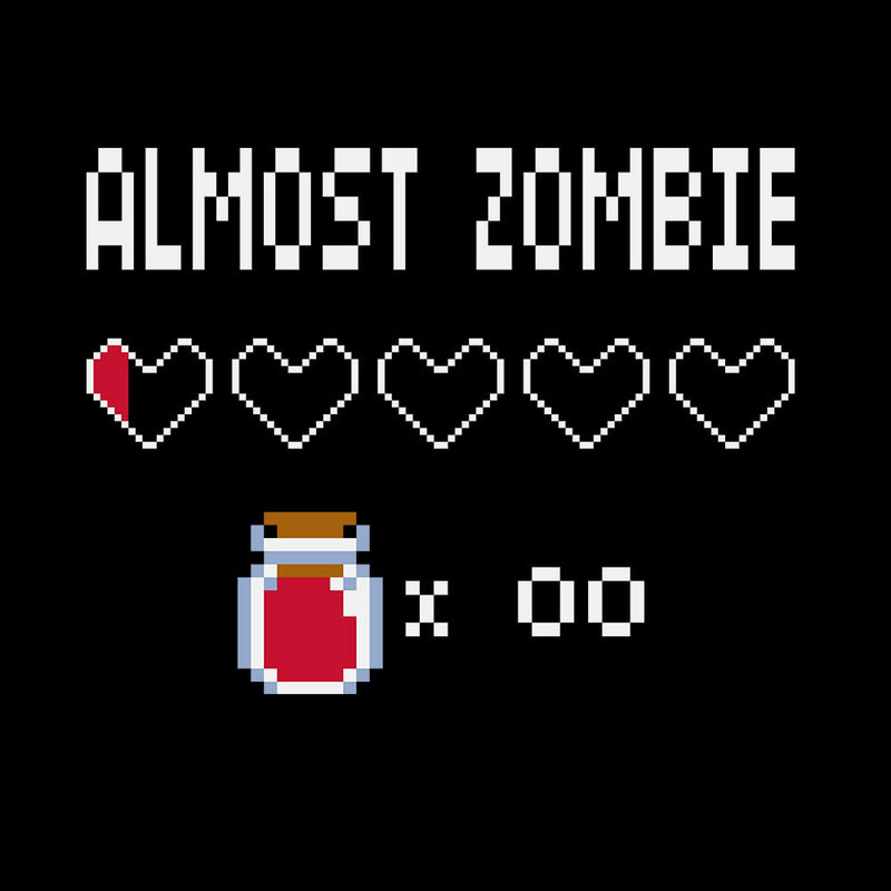 Almost Zombie by DarkChoocoolat - Cloud City 7
