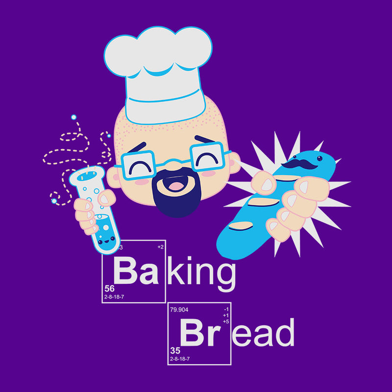 Baking Kawaii Bread Breaking Bad Heisenberg by DarkChoocoolat - Cloud City 7