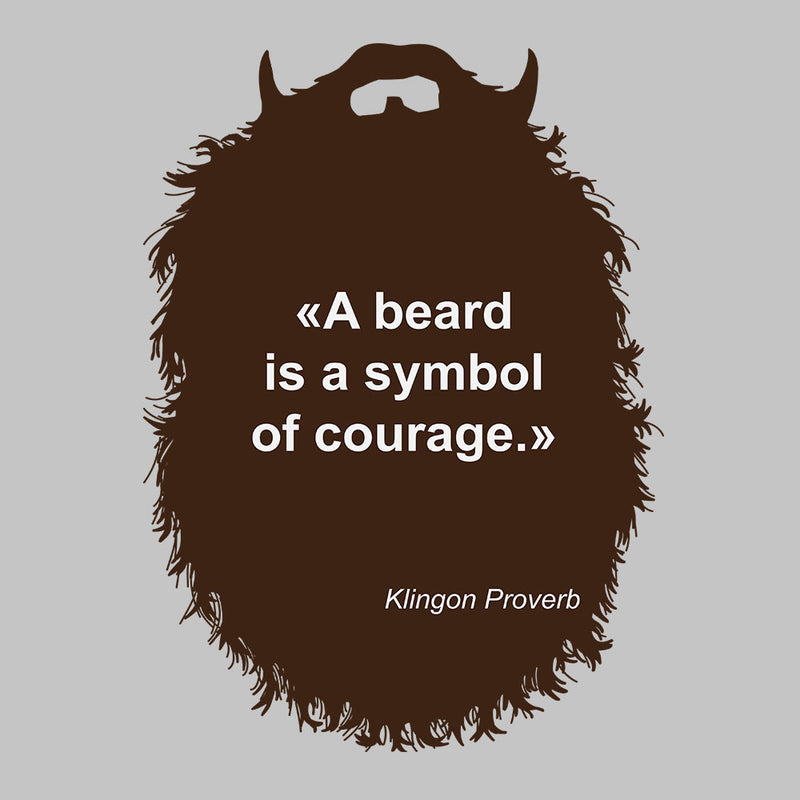 The Beard Collection Symbol of Courage by DarkChoocoolat - Cloud City 7