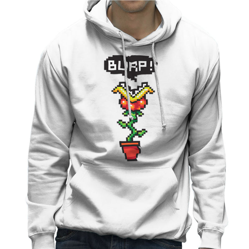 Burp Super Mario Piranha Plant Men's Hooded Sweatshirt by DarkChoocoolat - Cloud City 7