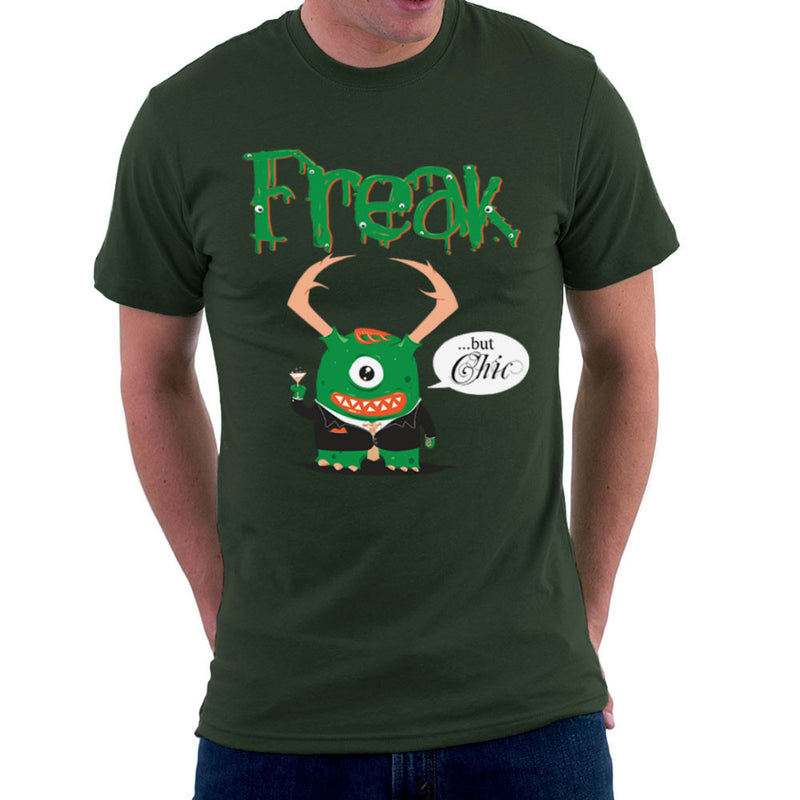 Freak but Chic Men's T-Shirt by DarkChoocoolat - Cloud City 7