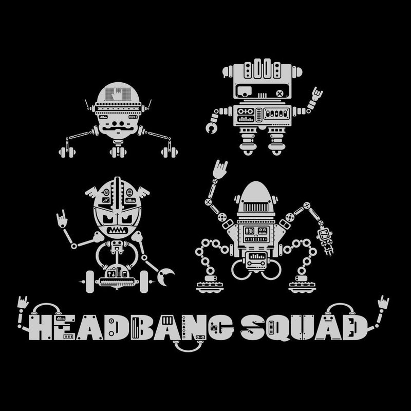 Headbang Squad Men's Vest by DarkChoocoolat - Cloud City 7