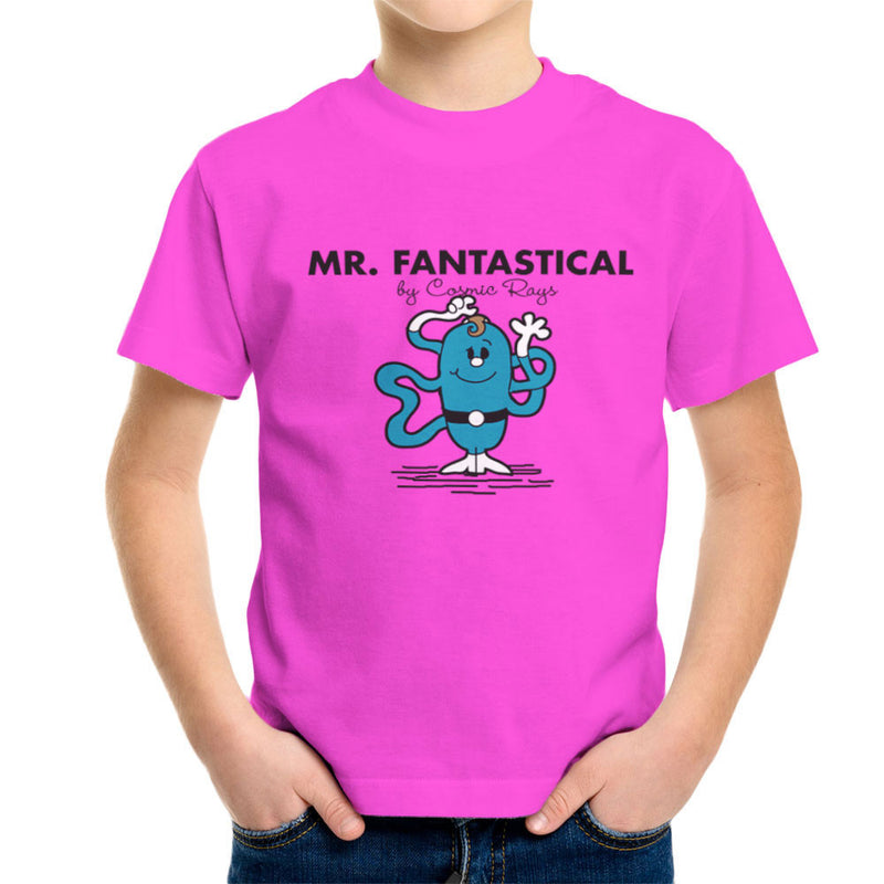 Mr Fantastical By Cosmic Rays Fantastic Four Kid's T-Shirt by TopNotchy - Cloud City 7