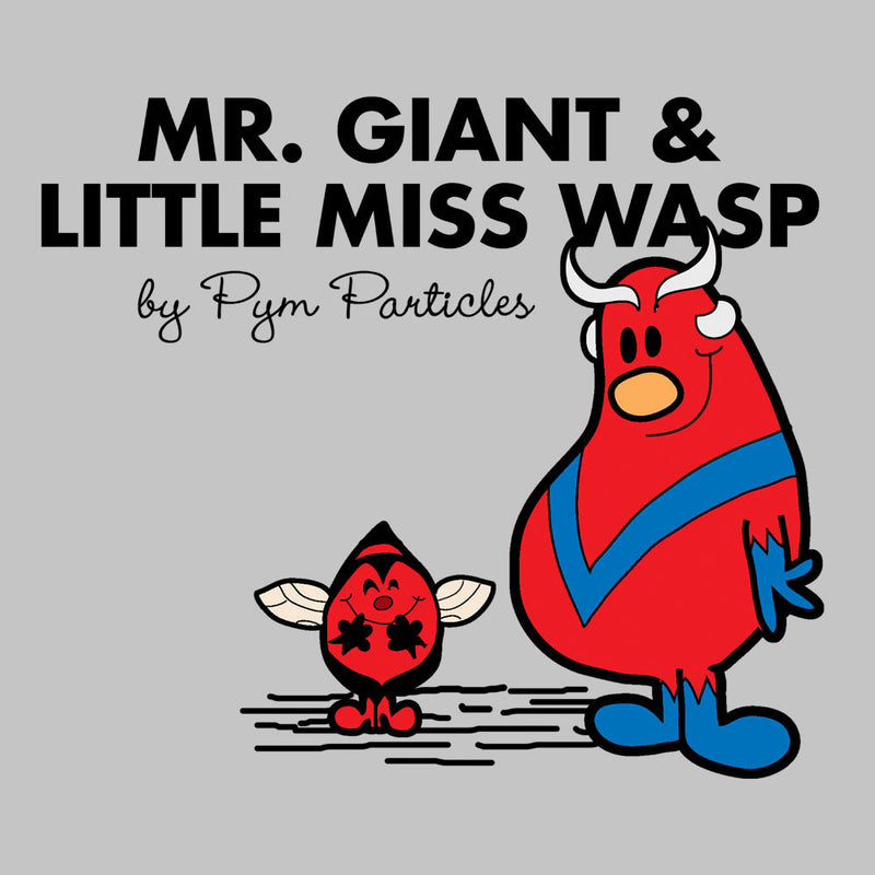 Mr Giant and Little Miss Wasp By Pym Particles Kid's T-Shirt by TopNotchy - Cloud City 7