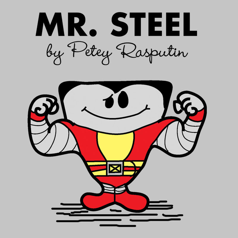 Mr Steel By Petey Rasputin Colossus X Men Women's Hooded Sweatshirt Women's Hooded Sweatshirt Cloud City 7 - 3
