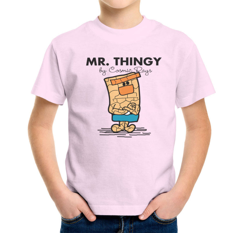 Mr Thingy By Cosmic Rays The Thing Fantasic Four Kid's T-Shirt Kid's Boy's T-Shirt Cloud City 7 - 20