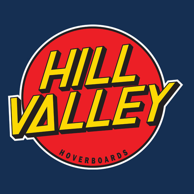 Hill Valley Hoverboards Back To The Future Kid's T-Shirt Kid's Boy's T-Shirt Cloud City 7 - 3