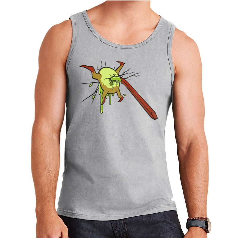 I Kill Crab Crowbar Headcrab Half Life Men's Vest by Kravache - Cloud City 7