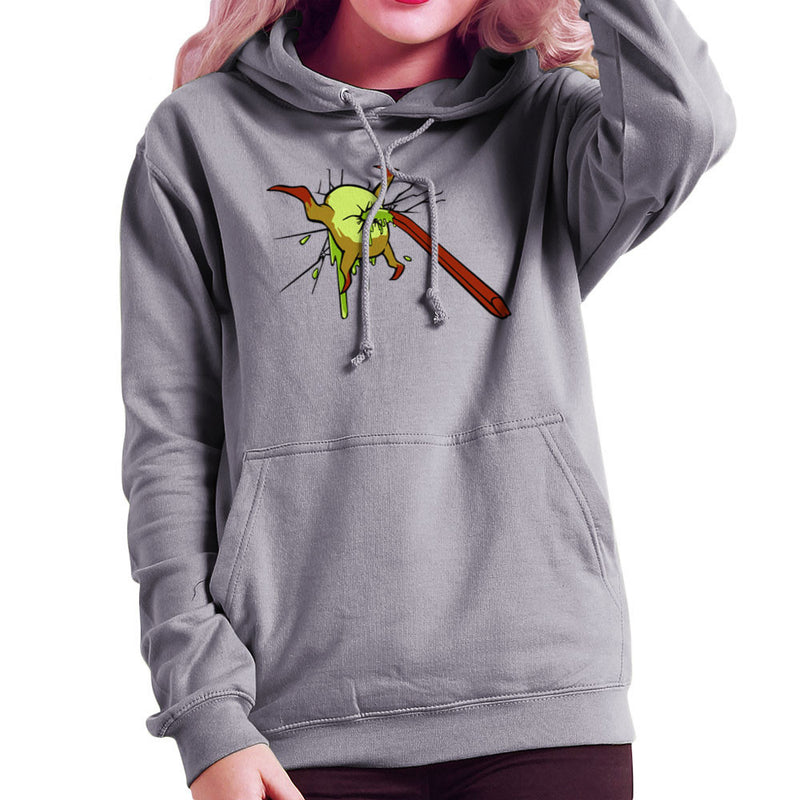I Kill Crab Crowbar Headcrab Half Life Women's Hooded Sweatshirt by Kravache - Cloud City 7