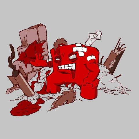 Lets Meat The Fetus Super Meat Boy