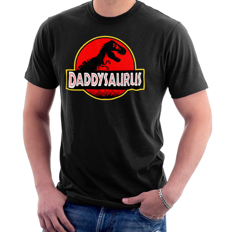 Fathers Day Collection Daddysaurus Jurassic Park by Pheasant Omelette - Cloud City 7